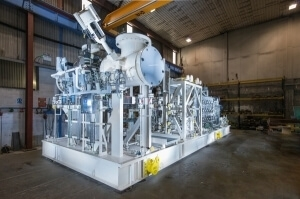 Turboexpander Package for Atlas Copco Mafi-Trench